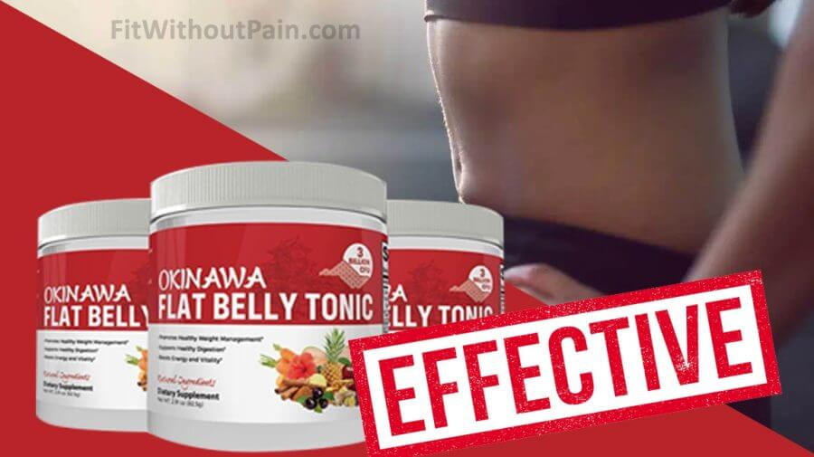 Okinawa Flat Belly Tonic Proven Effective
