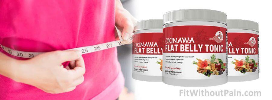 Okinawa Flat Belly Tonic Weight Loss Drink