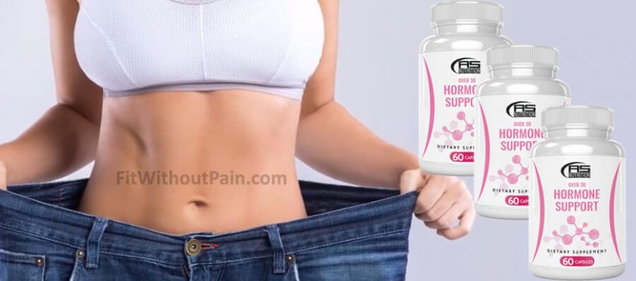 Over 30 Hormone Support Bigger weight loss