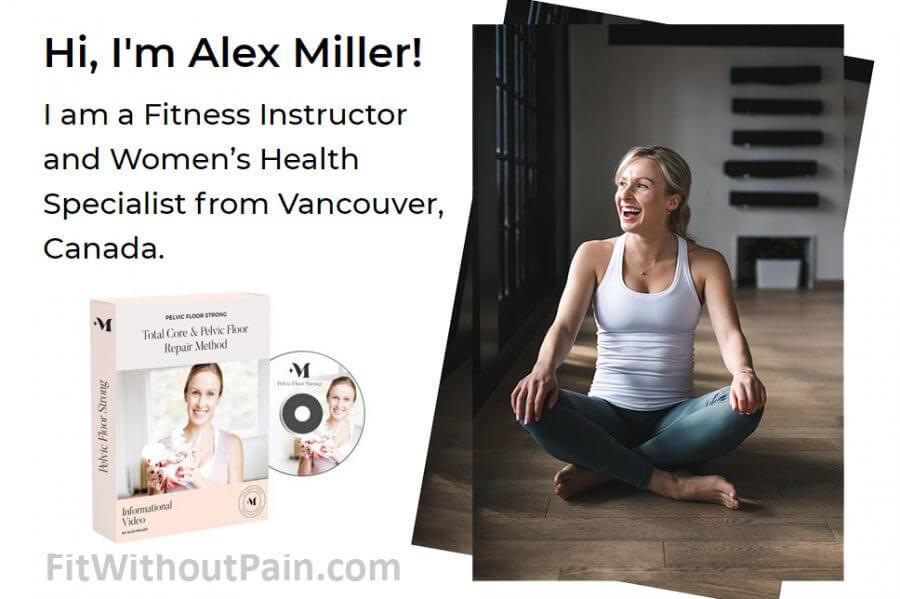 Pelvic Floor Strong Alex Miller