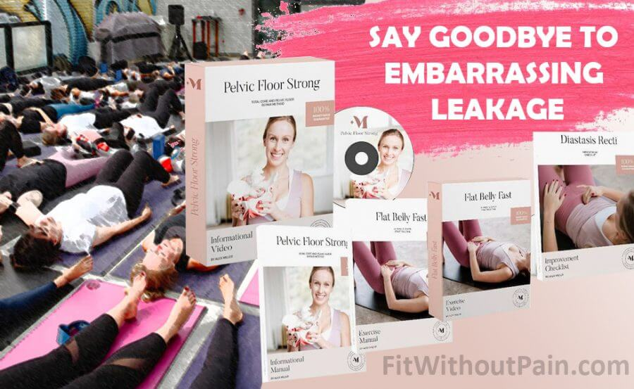 Pelvic Floor Strong Say Goodbye to Embarassing Leakage
