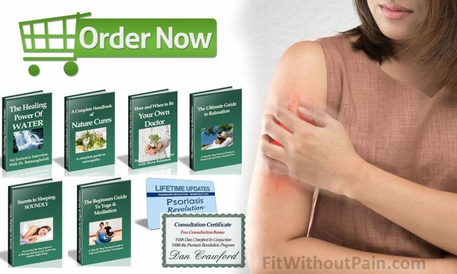 Psoriasis Revolution Bonus of the Product
