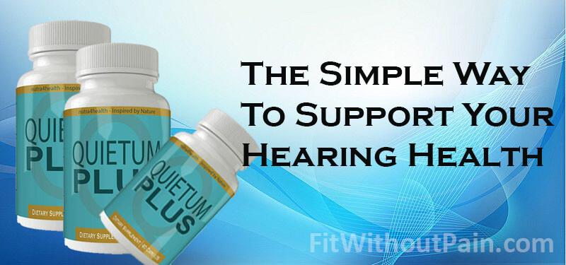 Quietum Plus Support Hearing Health