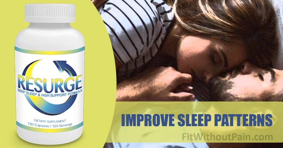 Resurge Improve Sleep Patterns