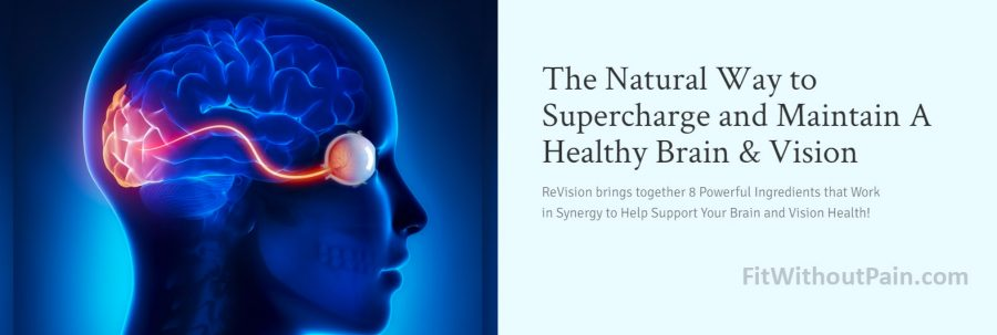 Revision 20 Natural way to Supercharge and Maintain a Healthy Brain