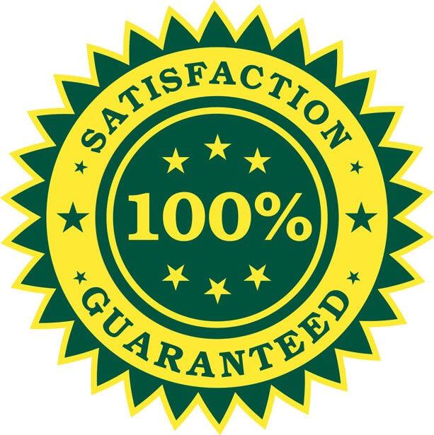 Satisfaction Seal