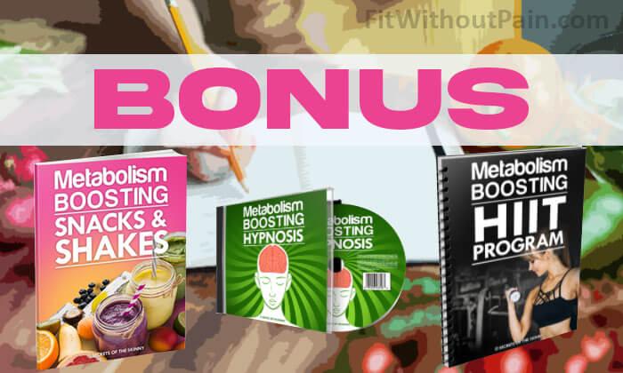 Secrets of the Skinny Bonus of the Package