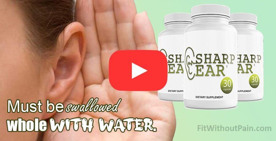 Sharpear Dietary Supplement