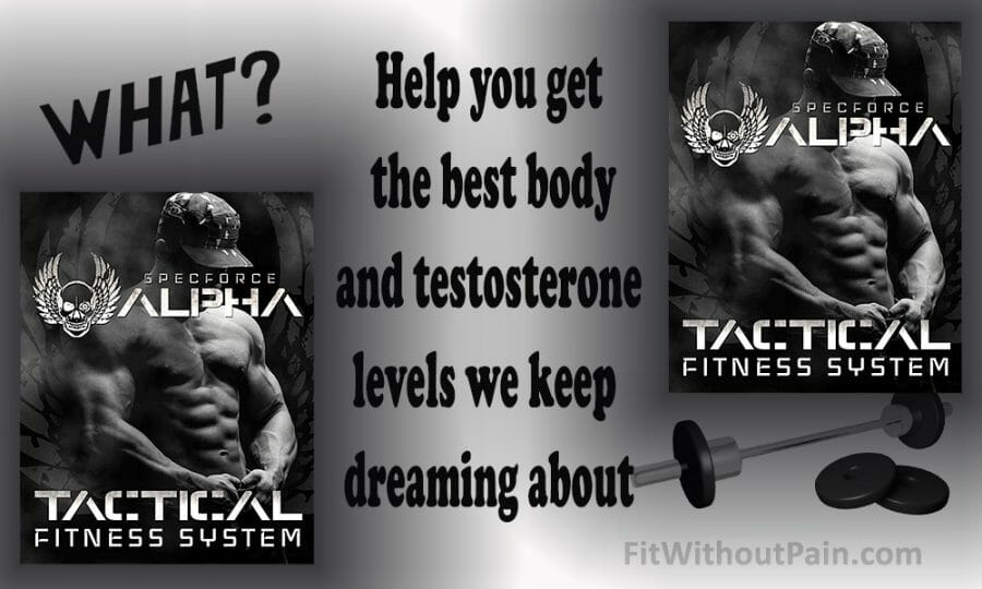 Specforce Alpha Helps You Get The Best Body