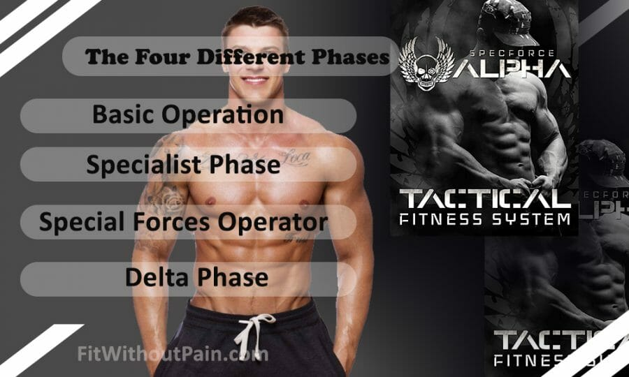 Specforce Alpha The Four Different Phases
