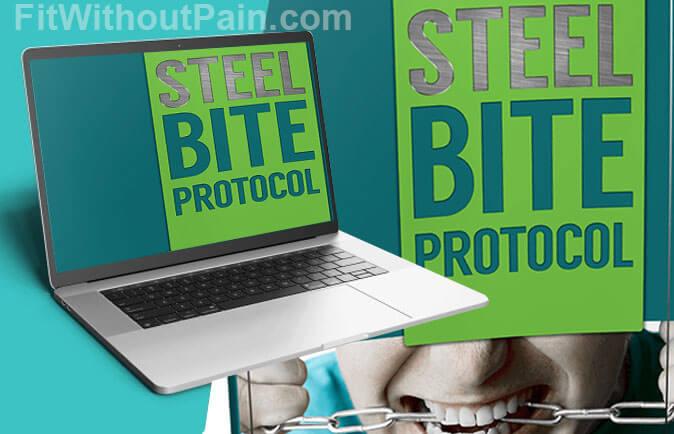 Steel Bite Protocol Device Mockup