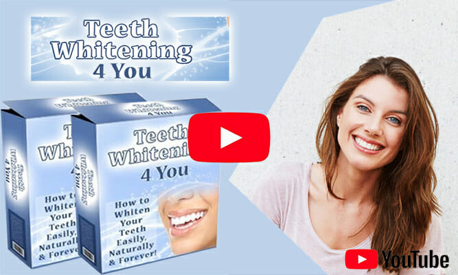 Teeth Whitening For You Easily, Naturally And Forever