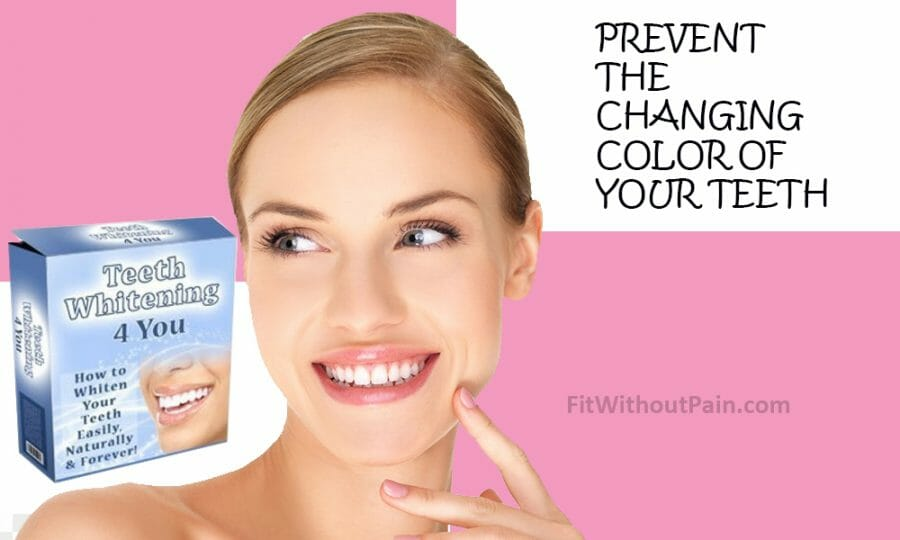 Teeth Whitening For You Prevent The Changing Color Of Your Teeth