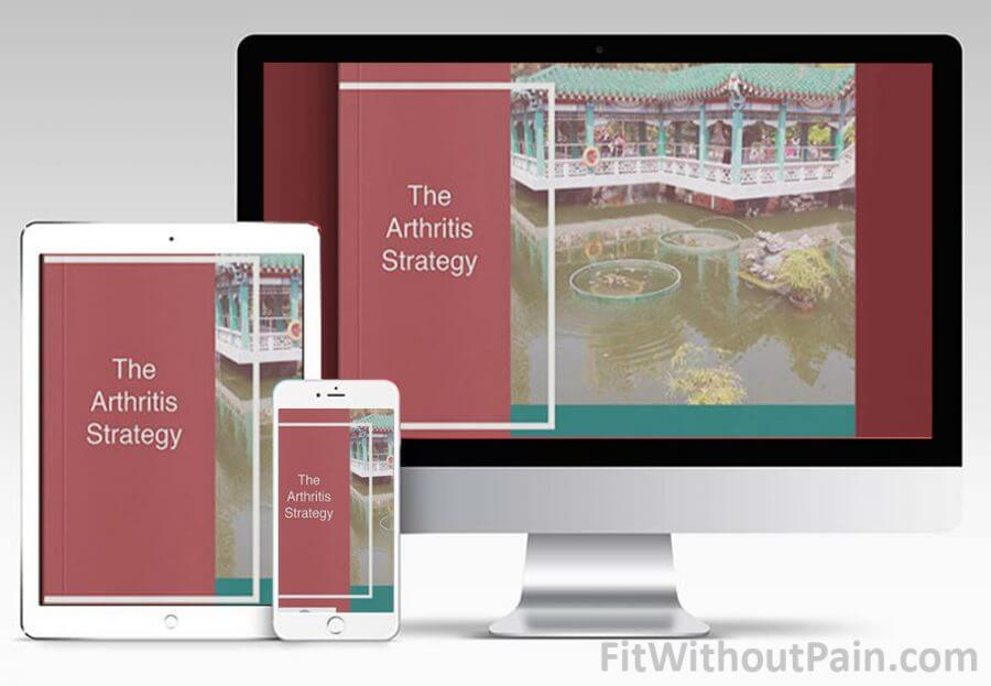 The 21-Day Step-By-Step Arthritis Strategy Devices MockUp