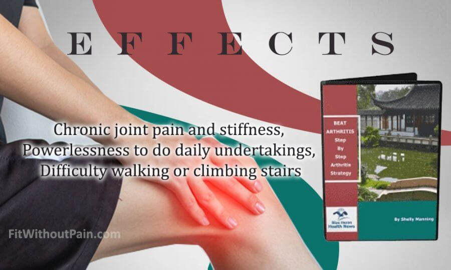 The 21-Day Step-By-Step Arthritis Strategy Effects of Arthritis