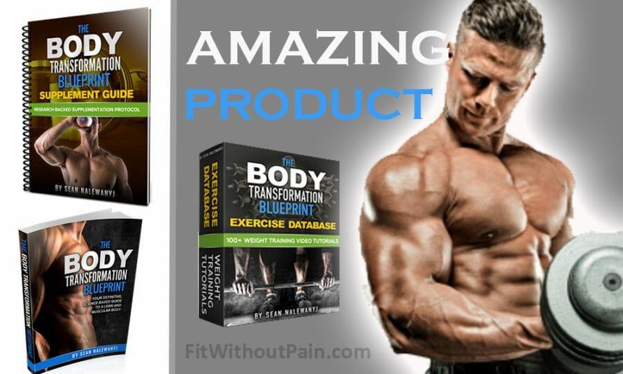 The Body Transformation Blueprint Amazing Product
