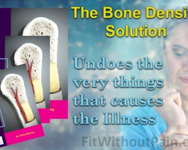 The Bone Density Solution Program – Scam or the Real Thing?