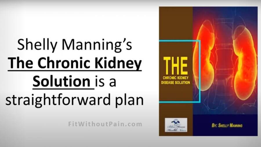 The Chronic Kidney Disease Solution Shelly Manning the creator