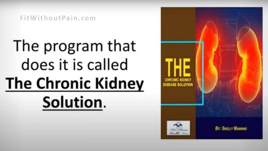 The Chronic Kidney Disease Solution The Program