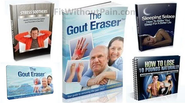The Gout Eraser Package of the Product