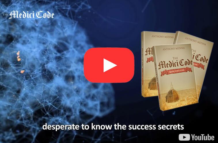 The Medici Code Program for success