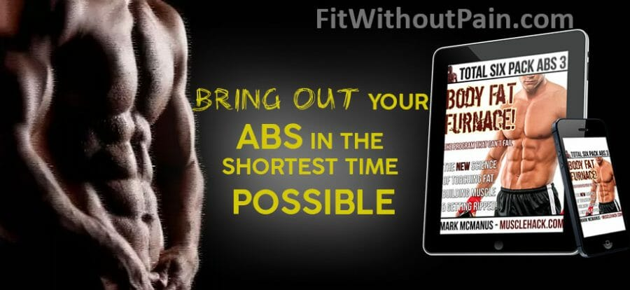 Total Six Pack Abs Bring out your Abs