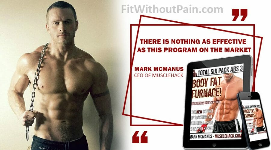 Total Six Pack Abs Creator of the Program