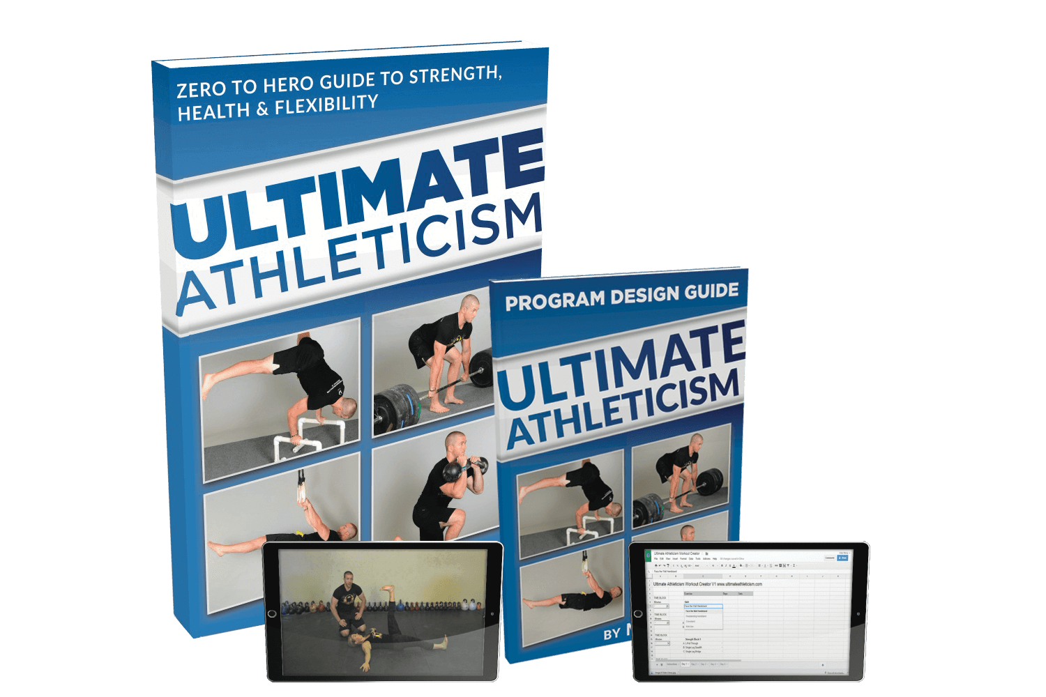 Get the Ultimate Athleticism to be a pro