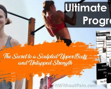 The Ultimate Pull-Up Program Review: Simple & Effective Exercises
