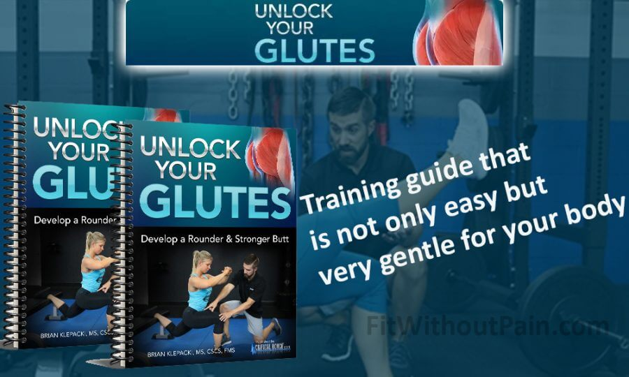 Unlock Your Glutes Training Guide