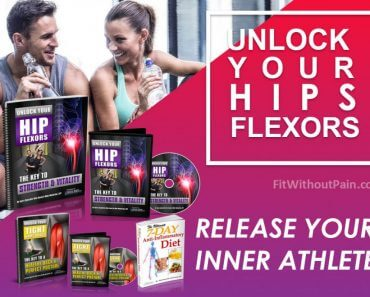 Unlock Your Hip Flexors Review: Relax Your Joint And Back Pain