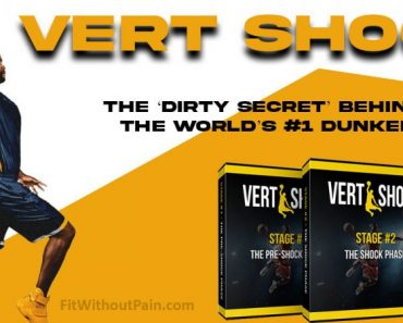 Vert Shock Review: Is This The Best Way To Start Jumping Higher Than Ever?