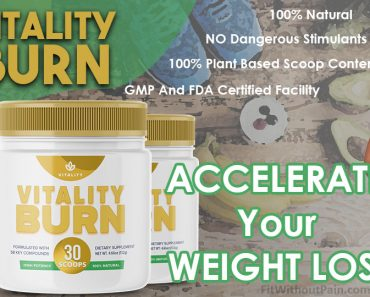 Vitality Burn – Health Supplement Review and Analysis