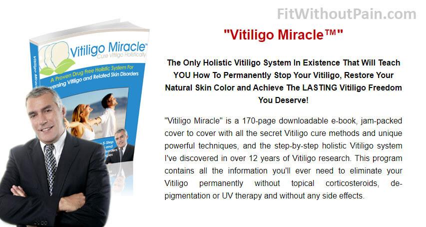 Vitiligo Miracle Stop your Vitiligo