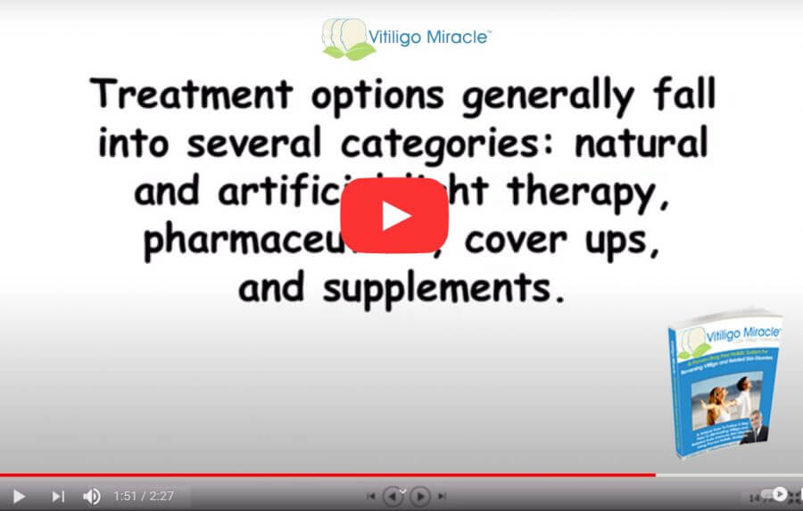 Vitiligo Miracle Click it here to find out more