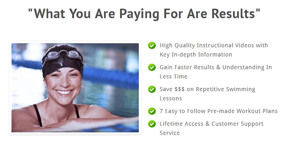 Website of 7 days swim