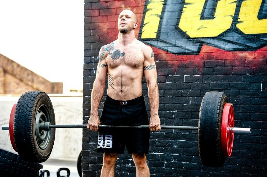 Weightlifting Weight Deadlift Dead Lift Gym
