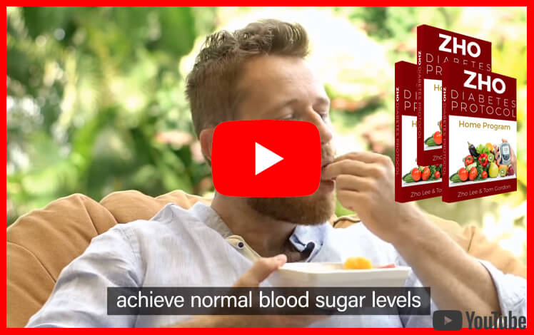 Zho Diabetes Protocol Achieve your normal blood sugar levels