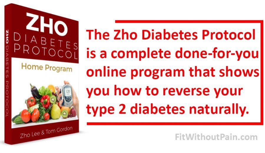Zho Diabetes Protocol Reverse your type 2 diabetes