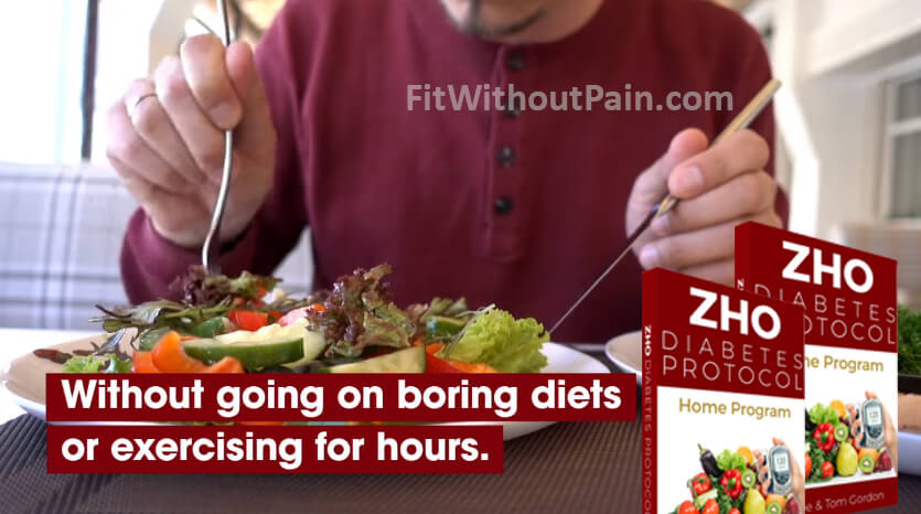 Zho Diabetes Protocol Without going on Boring Diets