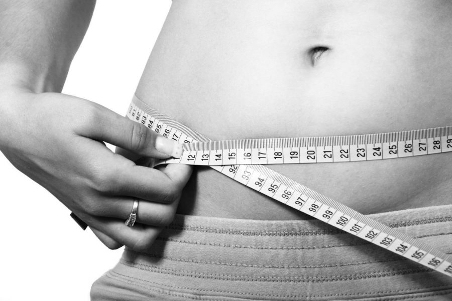 Reduce inches drop pounds