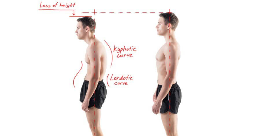 Slouching is not good , so Stop Slouching