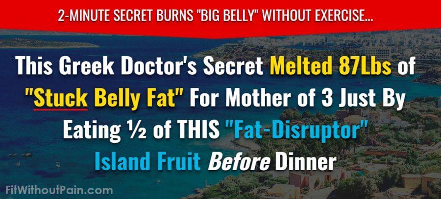 fat disruptor secret