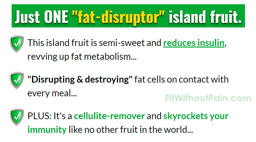 fat disruptor features