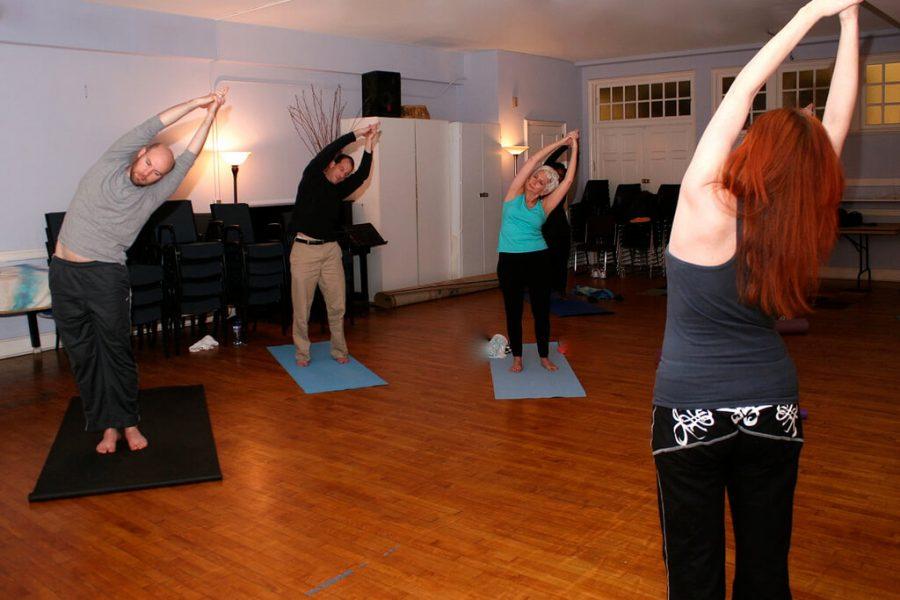 routine exercise