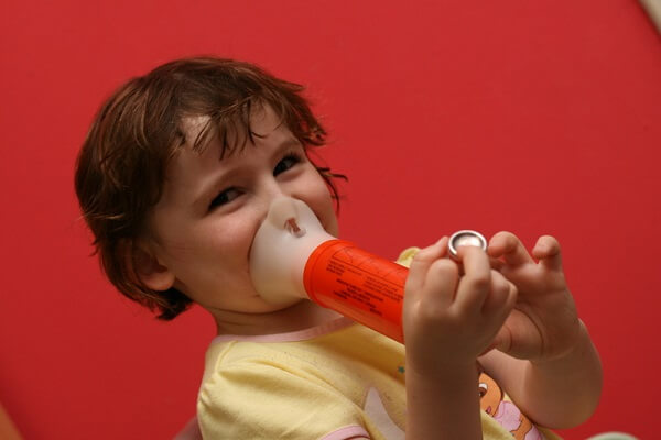 Asthma affects all age groups