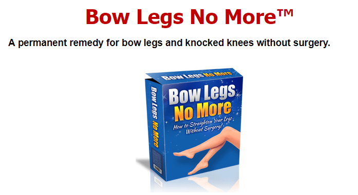 Bow Legs No More eBook