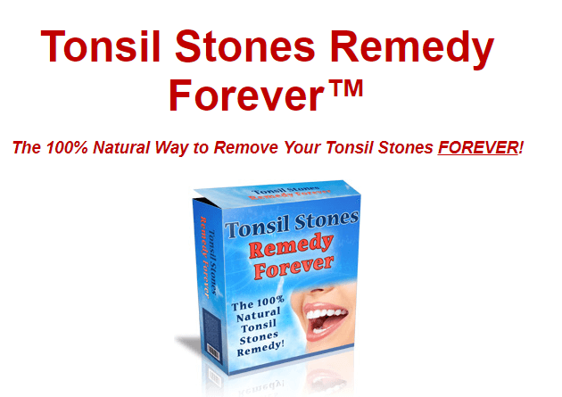The Tonsil Stones Remedy Forever