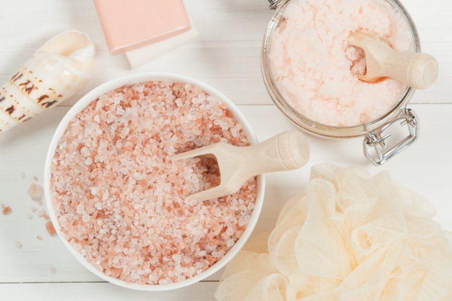 Handmade Sugar Peach Scrub