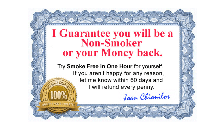 Smoke Free In One Hour Review 2
